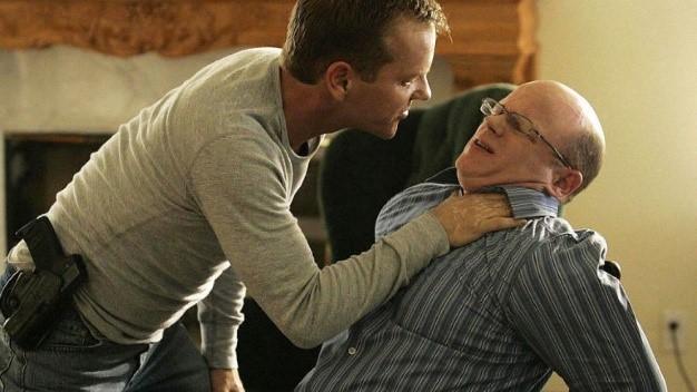 Jack Bauer torture son frère Graham